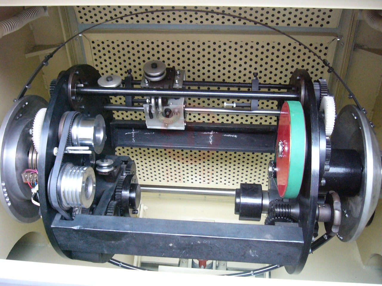 高速绞线机